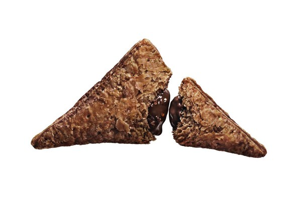 三角チョコパイ 黒