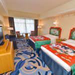 ディズニーアンバサダーホテル「クリスマスファンタジー」デコレーションルーム