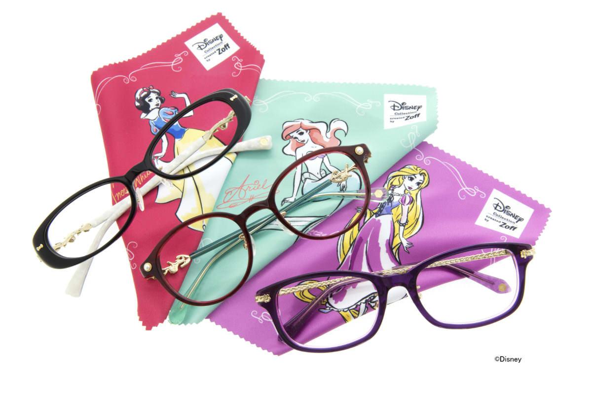 Zoff「Disney Collection Princess Line」