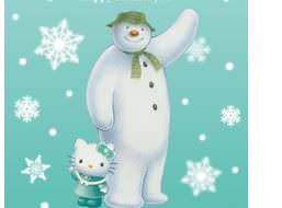 『Ario Xmas2016』The Snowman and Hello Kitty