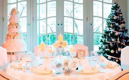 京王プラザホテル クリスマスウェディング2