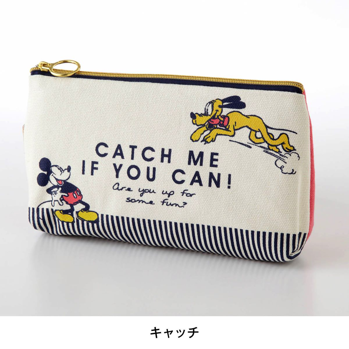 カミオジャパン マルチペンポーチ ミッキー プルート