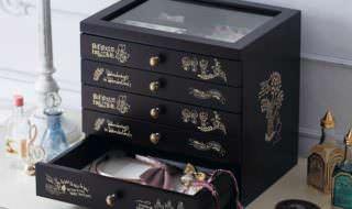 アクセサリー収納ボックス アリス イメージ