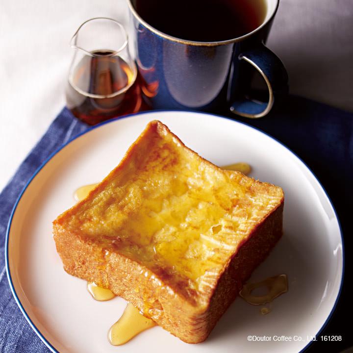 エクセルシオール カフェ 厚切りフレンチトースト