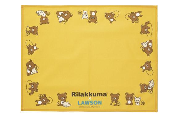 リラックマ恵方巻 オリジナルランチョンマット