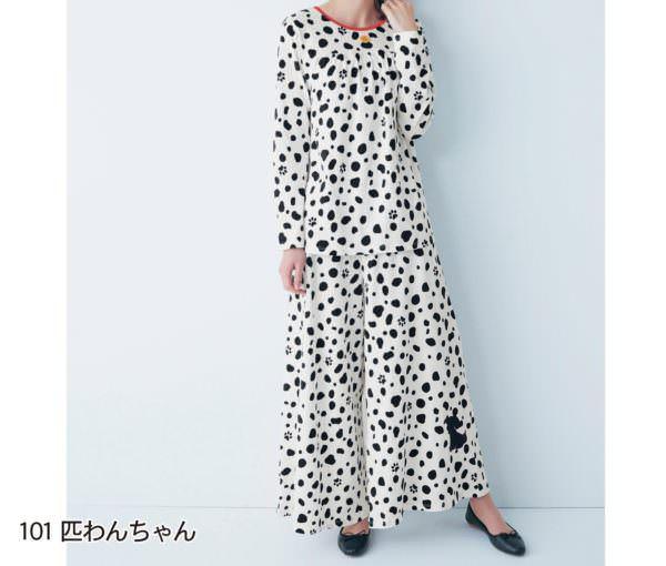 なりきりパジャマ 101匹わんちゃん着用