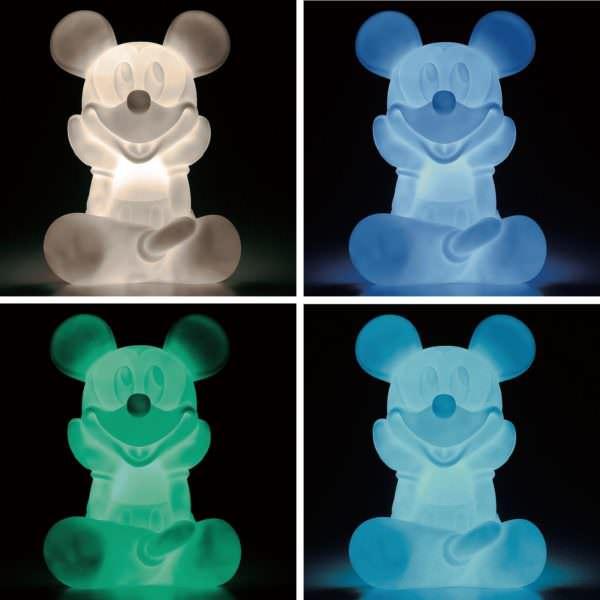 LEDインテリアライト ミッキー光り方2