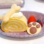 ロールケーキ ROLL CAKE ¥500