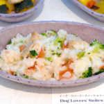 チキンとブロッコリーのトマトリゾット CHICKEN AND BROCCOLI IN TOMATO RISOTTO ¥800