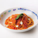 フレッシュトマトとモッツァレラチーズのスパゲッティ950円