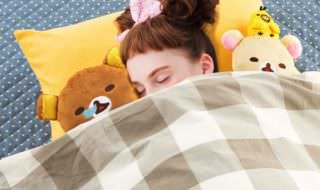 リラックマ至福の添い寝ぬいぐるみセット イメージ