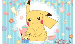 Pokémon Tea Party イメージ