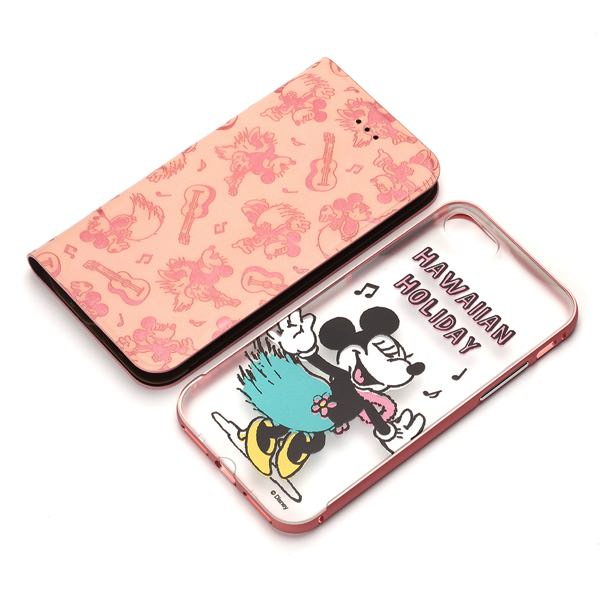 IPhone 7用 2WAY COVER ミニーマウス 2