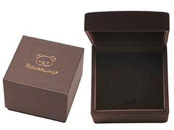 リラックマ 純金根付 専用ボックス