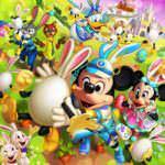 新パレードは「うさたま大脱走!」東京ディズニーランド「ディズニー・イースター」開催