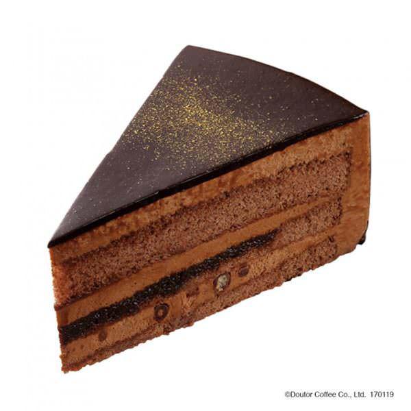 Doutor 大人のチョコレートケーキ