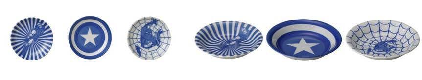 大塚家具 マーベル 醤油皿 カレー皿