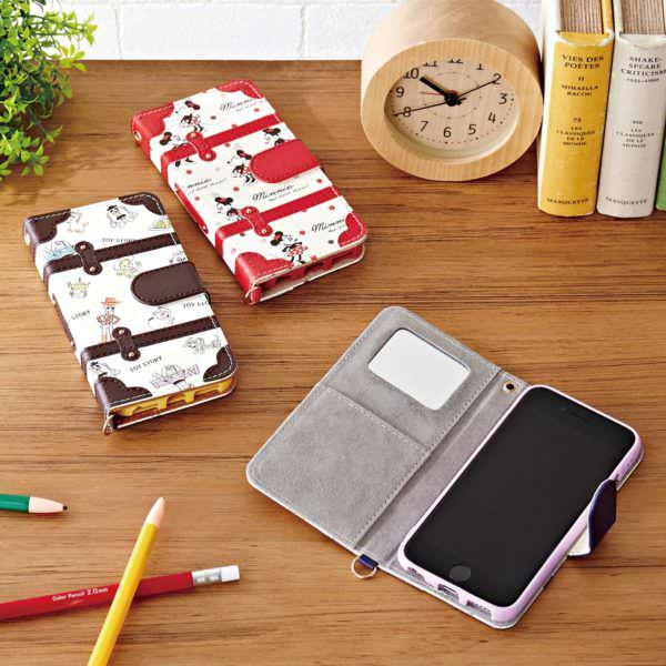 iPhone7トランクタイプスマホケース