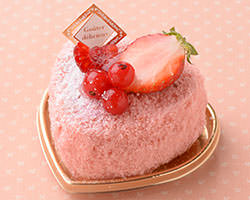 ベリーベリー とちOTOMEチーズケーキ