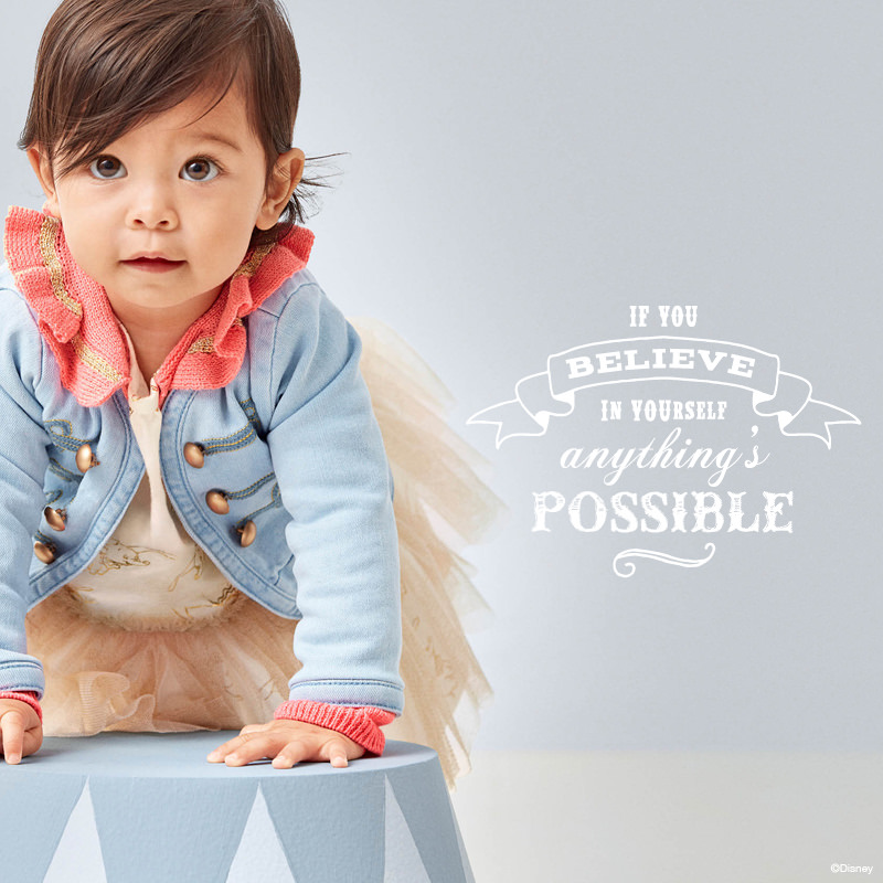 Disney Dumbo Collection by babyGap