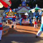 トゥーンタウンのキャスト90名が挑戦!東京ディズニーランド「マネキンチャレンジ」
