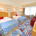 ディズニーアンバサダーホテル ミニーマウスルーム