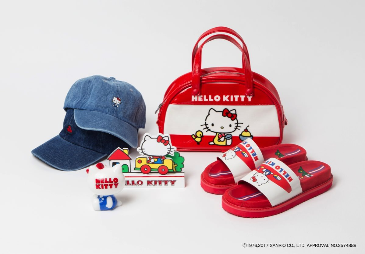 HELLO KITTY x BEAMS JAPAN オリジナルシリーズ