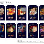 ディズニーデザイン10種類!キデイランドオリジナルデザイン『大人枕カバー』