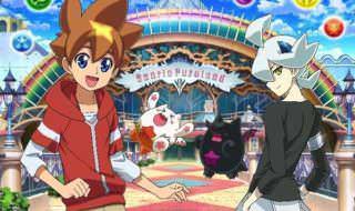 TVアニメ『パズドラクロス』 in 『サンリオピューロランド』 イメージ1