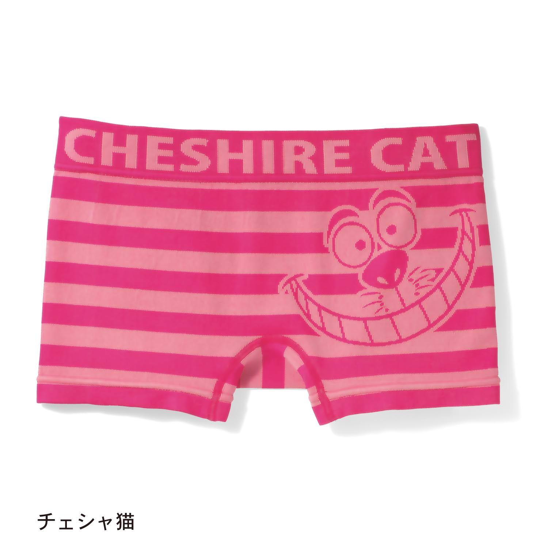 のびのびボックスショーツ チェシャ猫