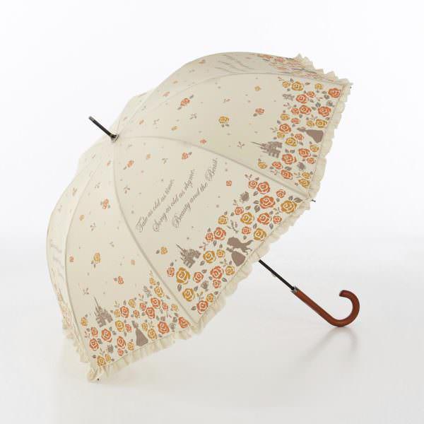 雨傘 美女と野獣