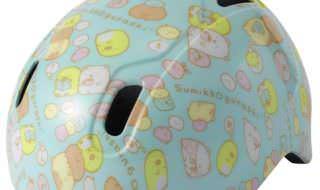すみっコぐらしの幼児用ヘルメット