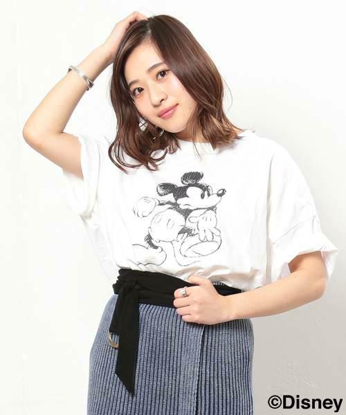 度詰めBIG Tシャツ ホワイト