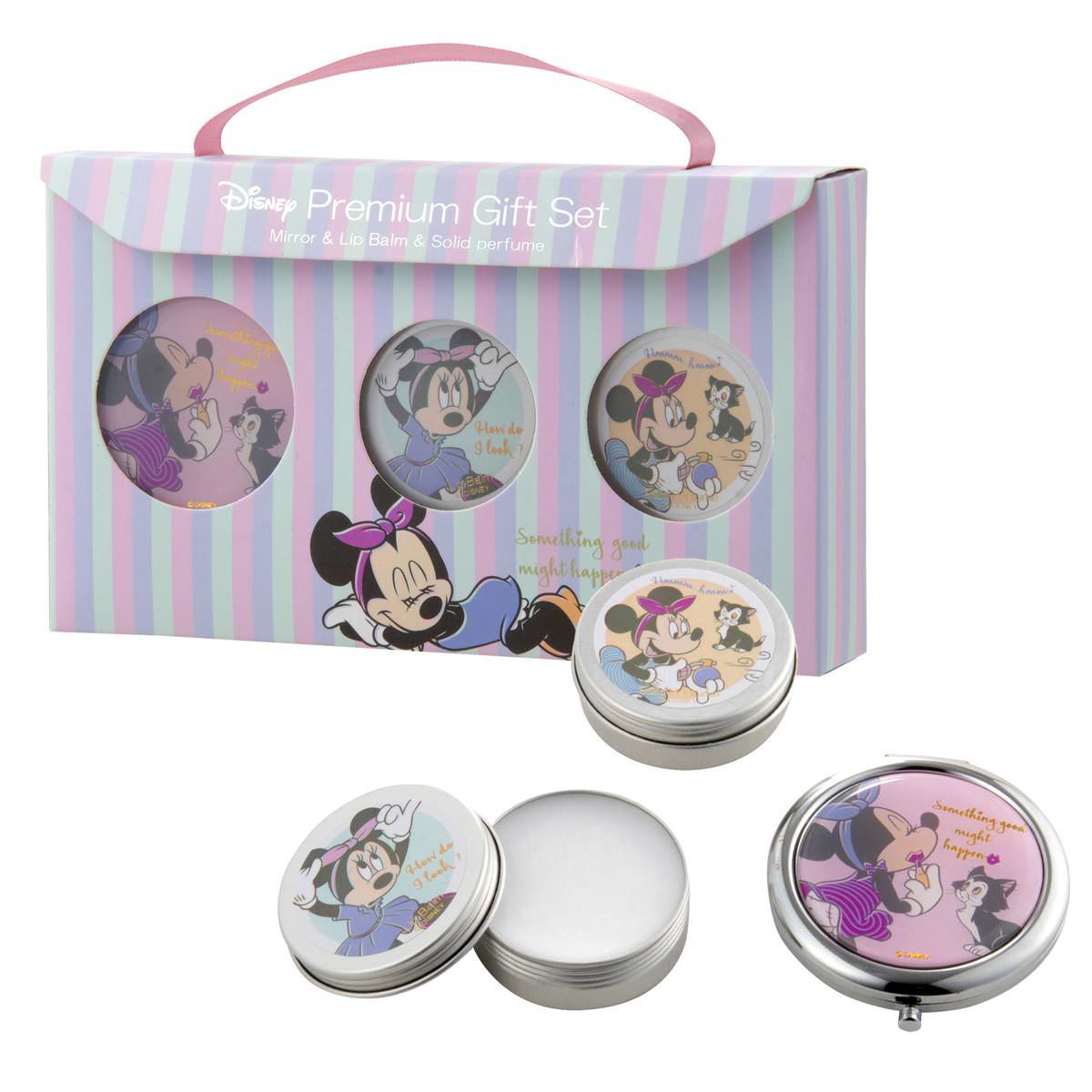MINNIE MOUSE COLLECTION コフレギストセット