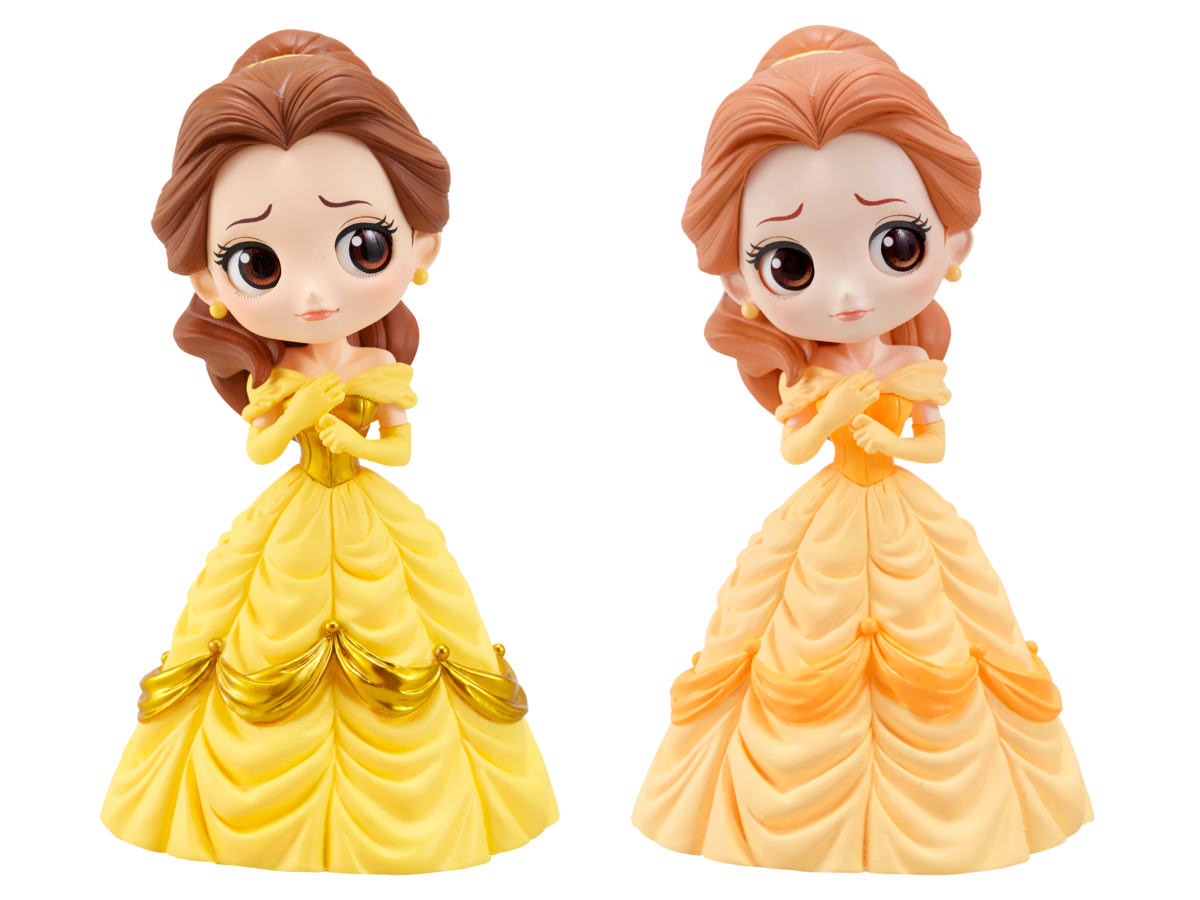 Q posket Disney Characters −Belle−(3)