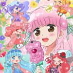 TVアニメ リルリルフェアリル第2シーズンキービジュアル