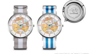シナモロール 時計