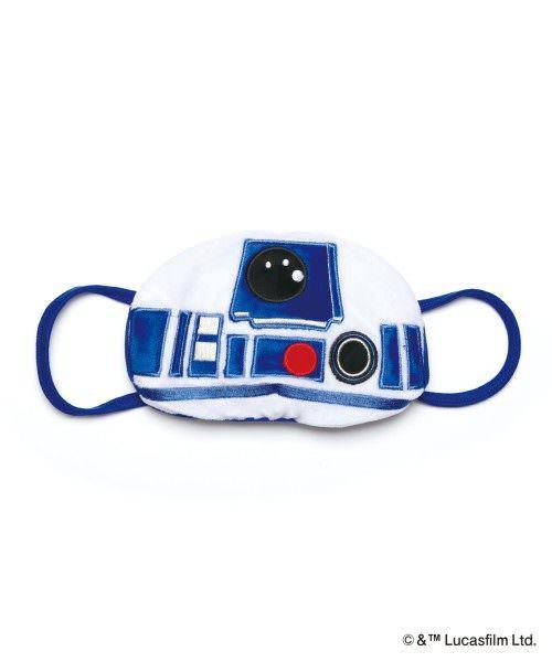 """STAR WARS(スターウォーズ) """"R2-D2"""" マスク 1"""