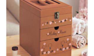 裁縫箱 ナチュラル2