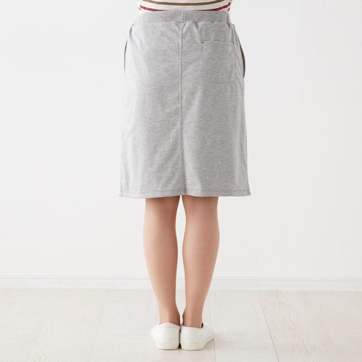 リバーシブルカットスカート バック