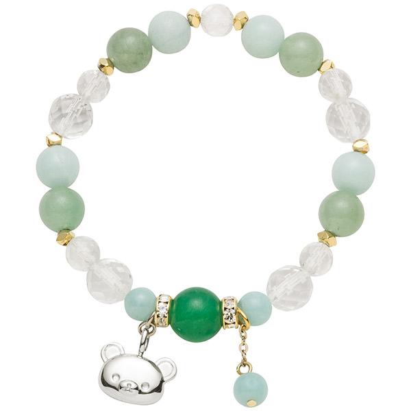green-stoneブレスレット(リラックス)