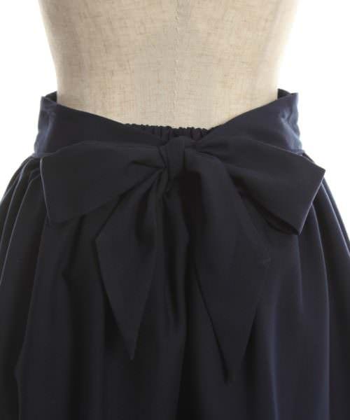 axes 繍スカート/美女と野獣 ウエストリボン