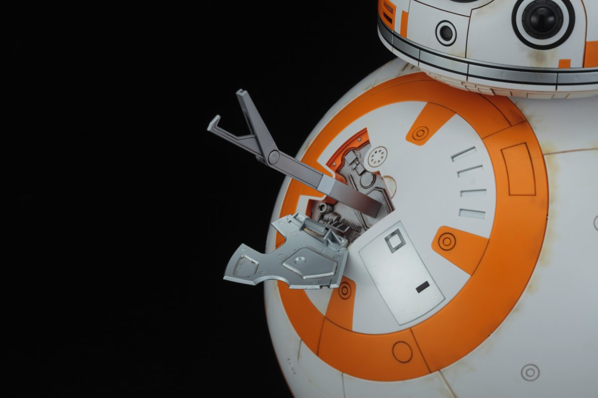 BB 8 アーム