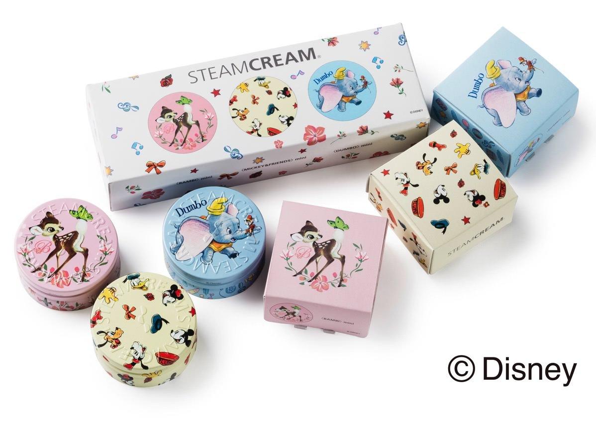 STEAMCREAM Disney design mini set – Classic – イメージ