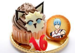 黒子のバスケ ケーキ