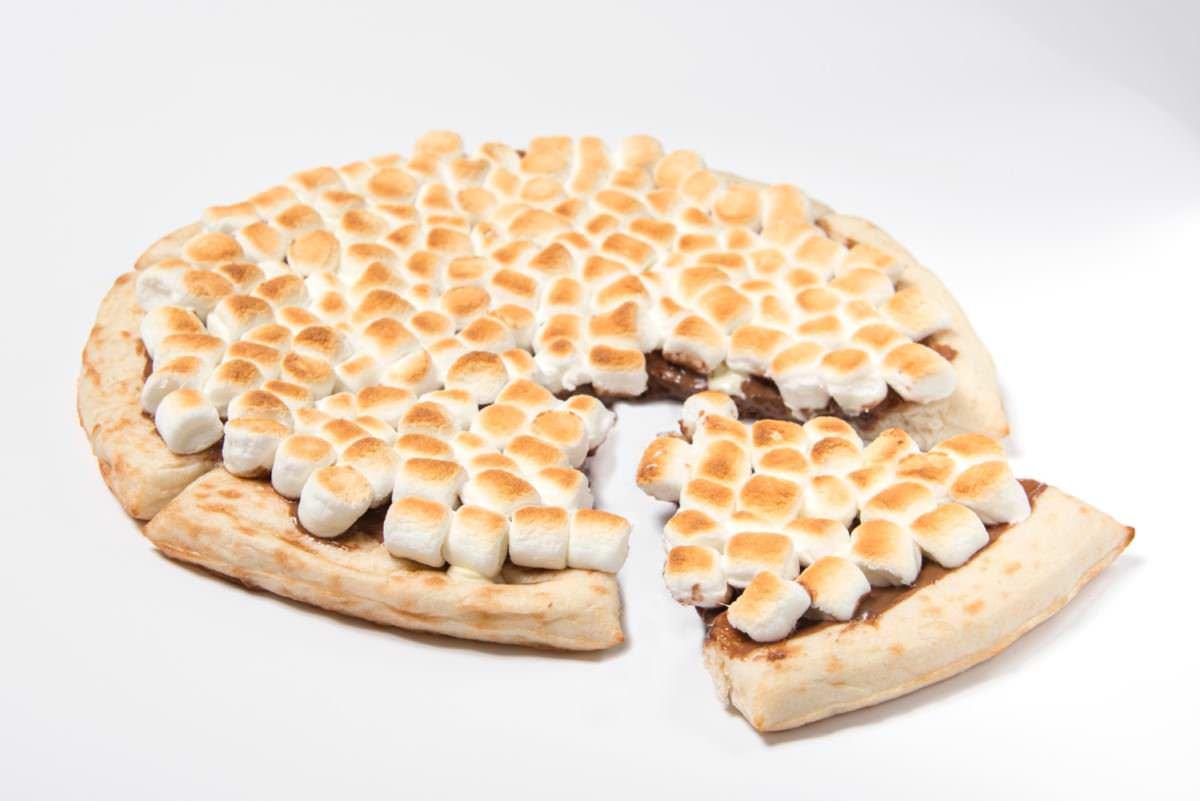 マックスブレナー チョコレートチャンクピザ