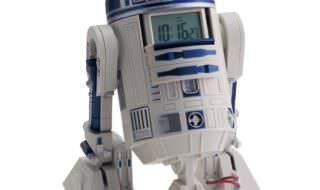 アラームアクションクロック R2-D2