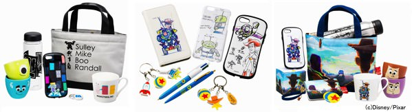 ロフト PIXAR GOODS COLLECTION 集合