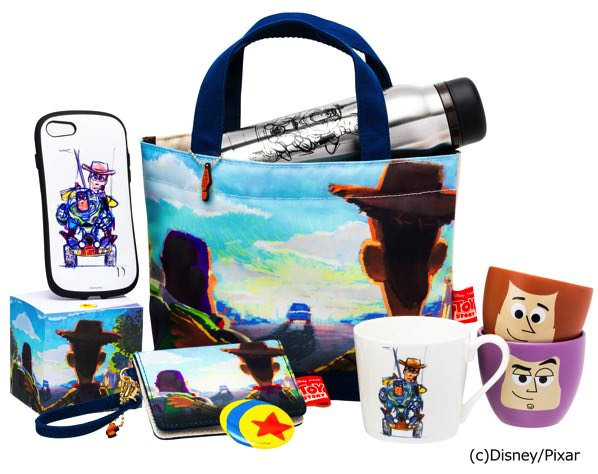 ロフト PIXAR GOODS COLLECTION イメージ1