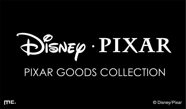 ロフト PIXAR GOODS COLLECTION ロゴ